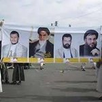 Where were these tweeps when Houthi was raising Komieni & Nasrullah pictures in the capital Sanaa?! #Yemen http://t.co/NYytJl5Gpu