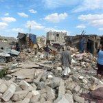 Destruction from the Saudi Airstrikes in outskirts of Sanaa (8). #Yemen http://t.co/zFZoCRz6YX