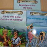 Bible stories to spice up CRE lessons in schools. http://t.co/T1CPw99vpo http://t.co/CE4IhTWsZL