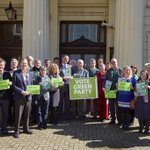 """Very proud to have launched @BHGreens manifesto today: """"Rejuvenating Our City"""" http://t.co/RyoQ4kEUig #Brighton #Hove http://t.co/bLbfrfDLom"""