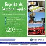 Ya viene #SEMANASANTA y la opción perfecta es ir a disfrutar en #GUAYAQUIL es #hospedarte en el @HotelRamadaGYE http://t.co/zbGQ1Yk72L