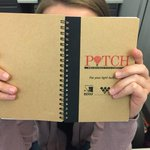"""RT @DrBobWMU: """"PITCH notebook for #wmupitch on March 27 @HCOB & March 28 @WMUStartingGate @MyWMU #Kalamazoo """" http://t.co/hHOUNbsiXG"""