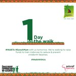 It is happening tomorrow. Are you ready to #SaveAMum? http://t.co/37uvZEeLWX ^SD http://t.co/CL83FTA2wJ