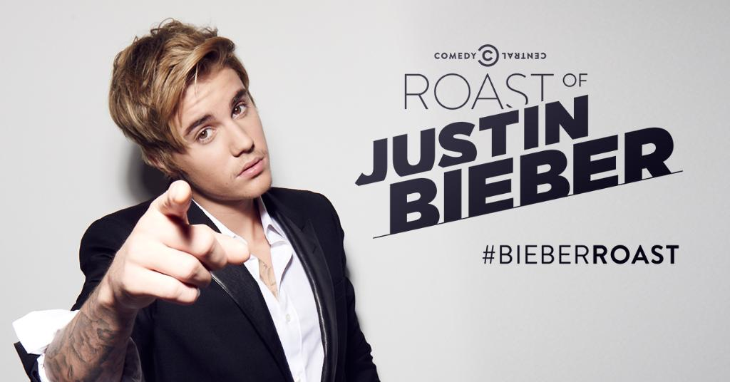 We're currently checking out the #BieberRoast pre-show on http://t.co/mpuWMVOF1G. @ComedyCentral (US Only) http://t.co/6XYYOayLra