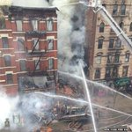 16 people injured after building collapse in Manhattan, say New York fire department http://t.co/Ped7135Ume