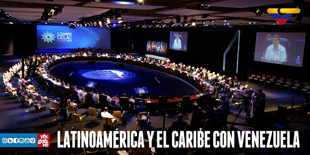 VTVCANAL8 (@VTVcanal8): Comunicado: CELAC rechaza medidas coercitivas unilaterales de EEUU contra Venezuela http://t.co/ZOeUvn7Xfm http://t.co/PmLR2T0m5A