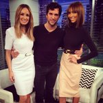 RT @FifteenMinsPR: .@juanpablodipace is on @ENews tonight! He's talking all things @ADtheseries with @IAmCattSadler and @GiulianaRancic htt…