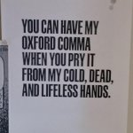 Long live the Oxford comma. http://t.co/RxJ0nJgDIV http://t.co/NPeTrk6yEq