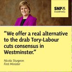 Cameron says the other political parties voted for £30bn more cuts. The SNP opposed them. #TheWiderDebate #GE15 http://t.co/engyjCyQkE