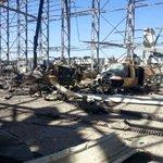 صور من داخل مطار #صنعاء بعد قصفه واثار التدمير بعد قصفه من طيران #عاصفة_الحزم #Yemen #اليمن #الحرب_على_الحوثيين http://t.co/kLNZANgAAm