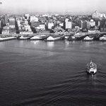 #ThrowbackThursday The Seattle skyline in 1954. (@seattletimes) More #tbt photos: http://t.co/YHtZViiZpI http://t.co/J6LzBoqmNS