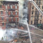 Over 250 firefighters at EV fire http://t.co/qneRWU3KiH (photo: @FDNY) http://t.co/G9GO4cGlyZ