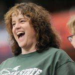 #MichiganState alumna from Syracuse ready for #Spartans action #NCAATournament http://t.co/cUr2B9cYfp http://t.co/Yid5wvhdU7