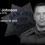 Michael gave his life while protecting our community. Thoughts & prayers are with his family & @SanJosePD. http://t.co/f5GtNzxpx2