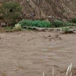 AHORA URGENTE @cgloriatm: Sector Pelicana Valle Elqui http://t.co/GBZrg79GjW , personas en zona de seguridad por aumeto de caudal rio elqui