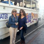 Mom and I are about to get #onaduck! #Seattle #VisitSeattle http://t.co/WzAm4gRPMP