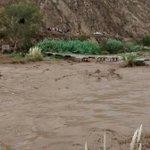 #URGENTE | Alud en Sector Pelicana Valle Elqui río elqui #FuerzaNortedeChile http://t.co/l6O29UJxWH