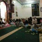 المساجد جعلوها مقايل لتناول القات ، الحوثيين عاثو فى اليمن الفساد وتجبرو وتكبرو ، http://t.co/aYWEPi0a3R