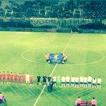 La @PlataformaEfese hoy presente en el partido de la Selección Española sub21. Foto cortesía de @AntonioMtnez14 http://t.co/FUfEe5BDo1