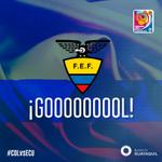 [SUB 17 - VIVO] 53 ST. Gol de Corozo. @FCFSeleccionCol 1-2 #ECUADOR Síguelo aquí: http://t.co/cbiF1QXMIn #COLvsECU http://t.co/49ucNKp9re