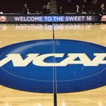 The stage is set for the Sweet 16. #NotreDame hopes to advance to the Regional Final for the first time since 1979. http://t.co/RadNDS8kJQ