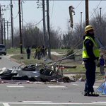 Oklahoma city residents feel lucky after tornado barely skips over their homes http://t.co/Cbz2F099rq http://t.co/RcMzYjbtgh
