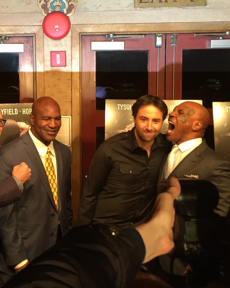 Dont miss the #1 documentry #CHAMPSfilm w/@MikeTyson @holyfield @bertmarcus on @iTunesMovies: http://t.co/ixoy5cvioX http://t.co/913bfueoA0