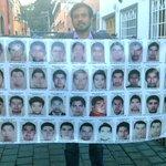 Yo exijo a @EPN la aparición de los 43 normalistas de #Ayotzinapa #TodosSomosAyotzinapa #Ayotzinapa6Meses http://t.co/Jh2sRdOgKl
