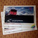 Viajaremos en el mejor tren de Sudamérica @TrenEcuador Muchas gracias por la invitación. #RutaDeLosVolcanes #Ecuador http://t.co/tqGbUK7IGj