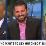 SHUT IT DOWN! Alonzo Mourning confirmed Dikembe Mutombo had the best pickup line ever » http://t.co/WipSSOruAX http://t.co/XLwpIPsNQL