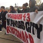 HashTagKCMO: yomartz: RT UnaLuchaKC: #caravana43 #kansascity el 26 no se olvida. http://t.co/VnsiGzodcb