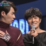 That face :D Junjin Is Startled by Misheard Swear Word While Talking About #Shinhwa's Career http://t.co/T5lRwrwNhc http://t.co/r0Bf2fQE58