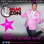Hello hello hello @helloross! Meet him at @RuPauls #DragCon May 16/17 #LA Convention Center. http://t.co/2O7avjoxQc http://t.co/LaMUQqokFK