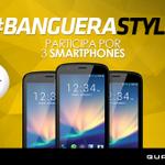 ¡Sube tu foto a lo #BangueraStyle y gánate un #smartphone @QuadeEcuador serán 3 ganadores! Participa hasta el #29MAR http://t.co/oXTw82ucUP