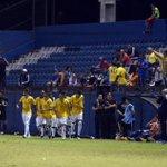 #SudamericanoSub17 | ¡Fin del partido! #Brasil se impuso por 3-2 a #Paraguay y clasificó al #MundialSub17 http://t.co/B3yCwtjfLT