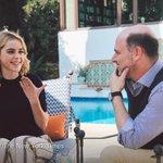 "As ""Mad Men"" returns to AMC next Sunday, Matthew Weiner and Kiernan Shipka discuss the show http://t.co/iz7rz49T0k http://t.co/jdjWpdBTss"