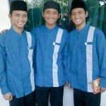Kembar tiga ini hafal  Al Quran dlm masa 9 bulan. http://t.co/EnQWYiS7a6