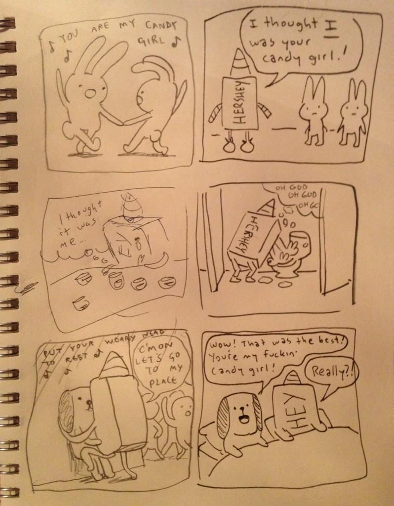 Jam comic featuring @Seodles, @kentisawesome, @natazilla and @buenothebear #Oxford http://t.co/m1BsVWtr59