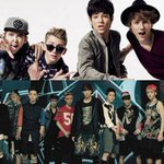"""""""@allkpop: The Fooo Conspiracy challenge EXO to a dance battle? http://t.co/SySVTDOe5C http://t.co/qsju31POL1"""" @TanSidney who will win hahah"""
