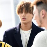 [NEWSPIC] 150327 Kai - Incheon Airport http://t.co/uXVYWdyUwR http://t.co/n0FmruSUGO