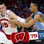On to the Elite Eight! #Badgers win! http://t.co/ehR0eAhQRF