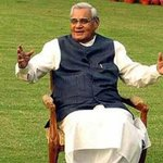 Former Prime Minister Atal Bihari Vajpayee to be conferred Bharat Ratna today http://t.co/JSOA7fgdwh