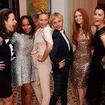 Cyrus bridesmaids like... #scandal http://t.co/27Ehg7D49m