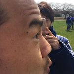 Ucchi! HBD bro! Match day VS Tunisia! ウッチーおめでとう。あ、岡ちゃん入っちゃった…。九州で試合嬉しい! #ウッチーバースデー http://t.co/1DqGBJBgZC