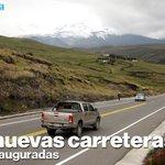 #Ecuador / Dos nuevas vías unen a cuatro ciudades de la Sierra Centro » http://t.co/zDeTuJMQGQ http://t.co/GmpKGBbxD9