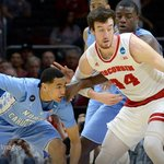 Frank Kaminsky came alive, and Wisconsin won a battle against North Carolina. http://t.co/QIVwLhhZ6b http://t.co/Nl8QcreJK7