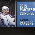 Congratulations to the @NYRangers on returning to the playoffs! #NYR http://t.co/29YA2KOCjE
