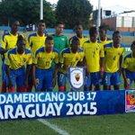 Q alegría sentimos todos los ecuatorianos por la clasificación de la Mini Tri al mundial. Felicitaciones. http://t.co/0sr1Ml0dEY