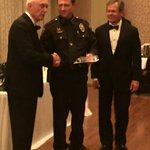 Deputy Mark Vaughan recognized for heroic act of stopping knife wielding murderer in Moore: https://t.co/BWNFWNdJBI http://t.co/SmyhFgyloc