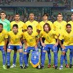 O Brasil Sub-20 em 2010. Melhor do time, sem dúvidas, é o camisa 2. Único que chegou a um gigante da Europa https://t.co/4TdXVucxPr